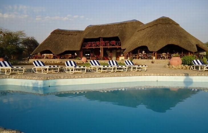 Лодж Manyara Wildlife Safari Camp
